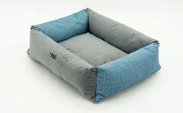 Duo Boxy Name Embroidery Bed