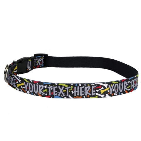 Bonnie Personalized Dog Collar
