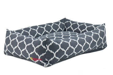 Suri Boxy Name Embroidery Bed