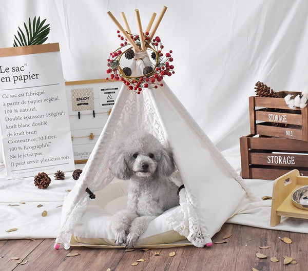 Gloria Lace Teepee