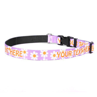 Molly Personalized Dog Collar