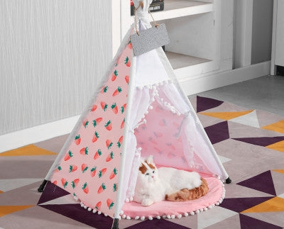 Laney Lace Square Teepee