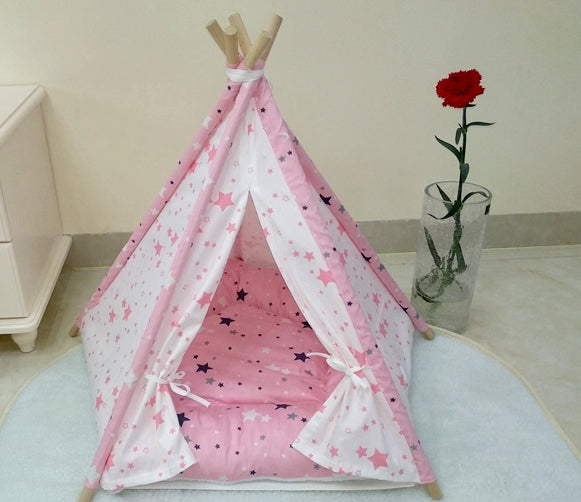 Sweet Dreams Starry Teepee