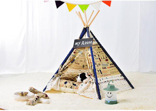 Traveller Pet Teepee