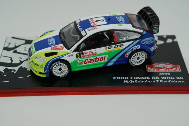 MTMRMC01 Ford Focus RS WRC 06