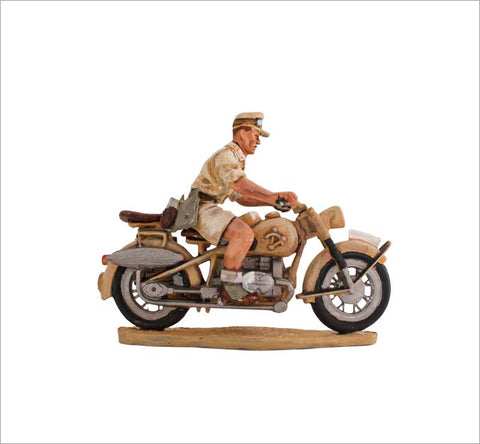 MTMM002 Dispatch Rider BMW R75, Afrika Korps, 1942
