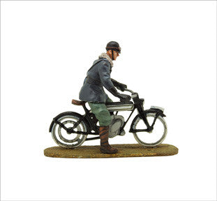 MTMM005 Dispatch Rider Ruger 1915, Motorized Link, Italian Regal Army 1915