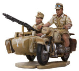 MTMM007 Dispatch Rider Sidecar for BMW R75, Afrika Korps, 1942