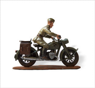 MTMM014 Dispatch Rider M-72, Red Army, Finland, 1941