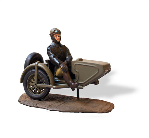 MTMM027 Dispatch Rider Sidecar FN, Motorized Cavalry Corps, Belgium 1940