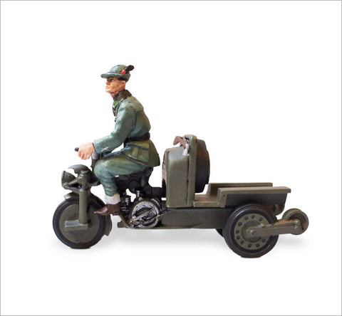 MTMM028 Dispatch Rider Alpini Moto Guzzi TriAlce