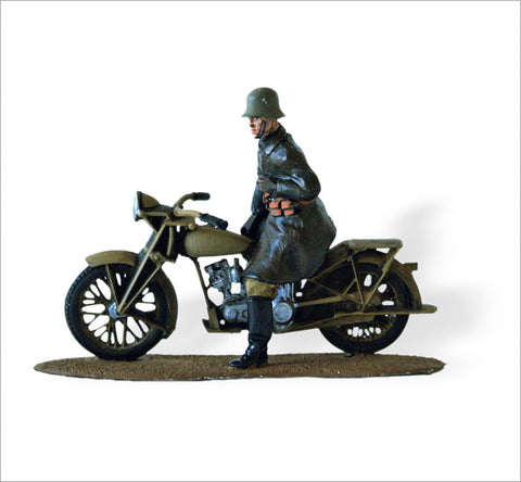 MTMM038 Polish Motorised Army Rifleman Sokół 1000