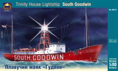 "ARK Models Trinity House ""South Goodwin"" British Lightship 1:110 scale"
