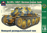 ARK Models  Sd.Kfz.140/1 German Reconnaissance Tank 1:35 scale