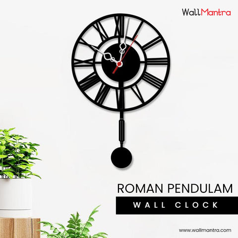 Wall Clock for Home