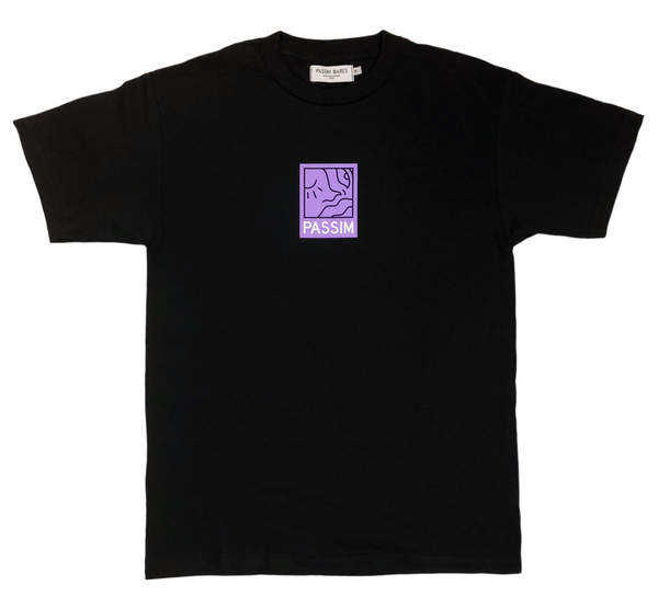 Stamp T-Shirt - Black