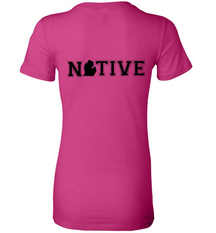 ThumbWind's Women's NATIVE T-Shirt - Thumbwind  Mercantile