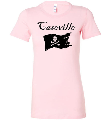 Caseville Pirate Tshirt