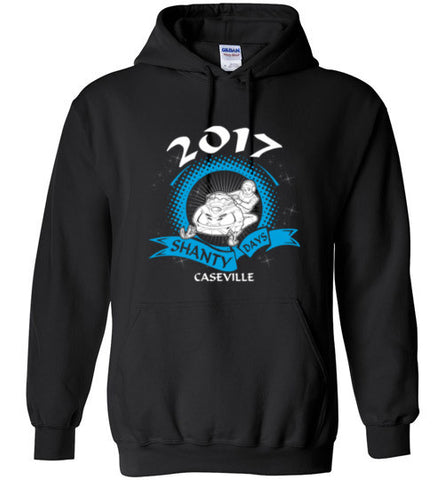 2017 Caseville Shanty Days Hoodie - Thumbwind  Mercantile