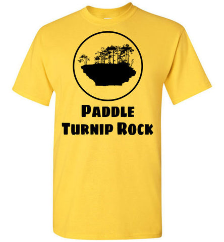 Paddle Turnip Rock Tee Shirt Yellow