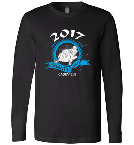 2017 Caseville Shanty Days Long Sleeve T-Shirt - Thumbwind  Mercantile
