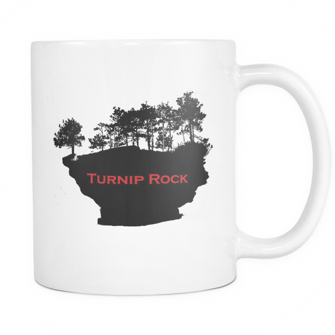 Turnip Rock Coffee Mug