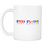 Port Austin Coffee Mug