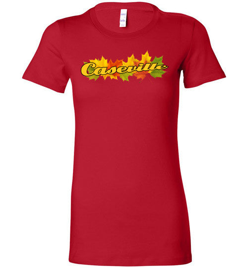 Caseville Color Ladies T-Shirt - Thumbwind  Mercantile