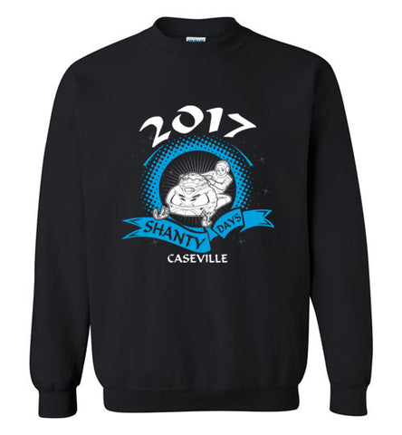 2017 Caseville Shanty Days Sweatshirt - Thumbwind  Mercantile