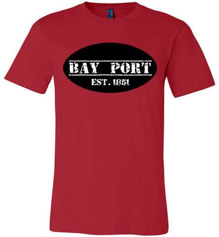 Red Tee BayPort Michigan 1851