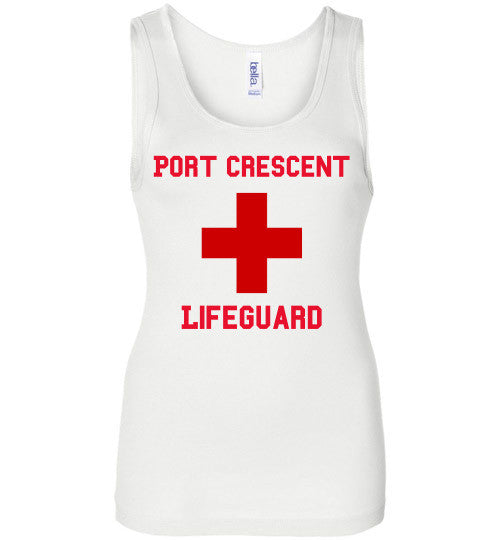 Ladies Port Crescent Beach Lifeguard - Thumbwind  Mercantile