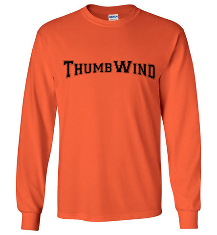 "ThumbWind's ""Blow Me"" - Long Sleeve T-Shirt - Thumbwind  Mercantile"