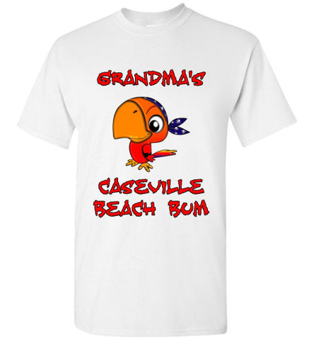 Grandma's Caseville Michigan Beach Bum