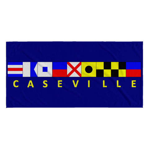 Caseville-beach-towel
