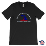 Saginaw Bay - Lake Huron Sea Kayak - Tshirt