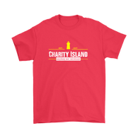 Charity Island Red Tshirt
