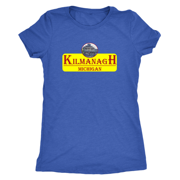 Kilmanagh Michigan T shirt