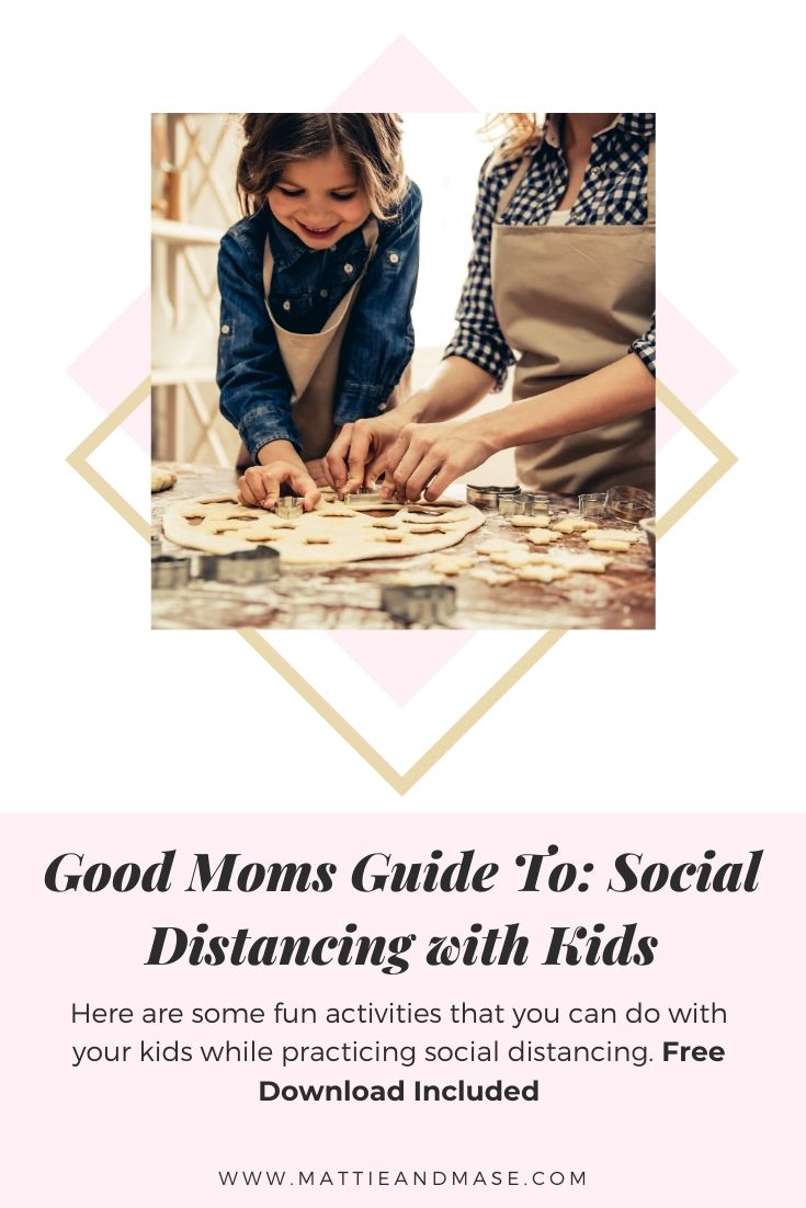 The Kids are Home...Now What? 5 Fun Tips to Survive Social Distancing