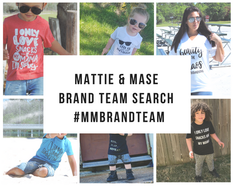 Mattie and Mase Brand Search