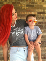 Tees for moms and their kids. Shop mattieandmase.com