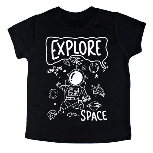 Explore Space Youth Tee