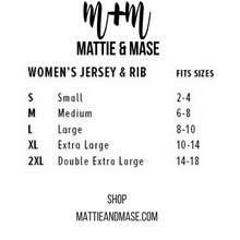 Not Mediocre Women's Tee - Mattie and Mase