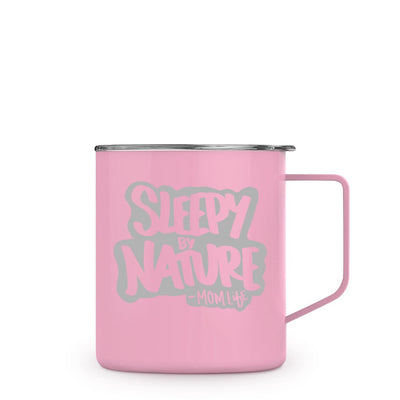 Sleepy By Nature Townie Mug