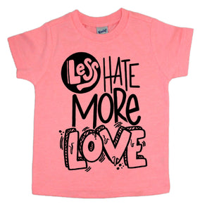 Less Hate Youth Tee