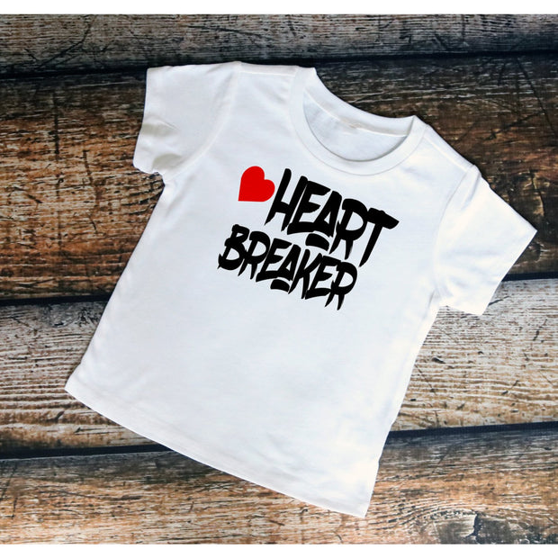 Heart Breaker Shirt - Mattie and Mase