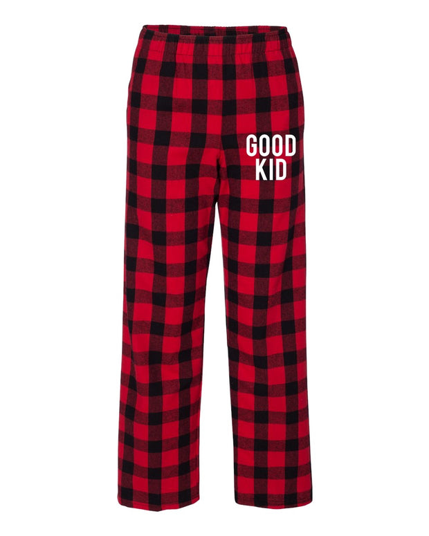 Good Kid Flannel Pants