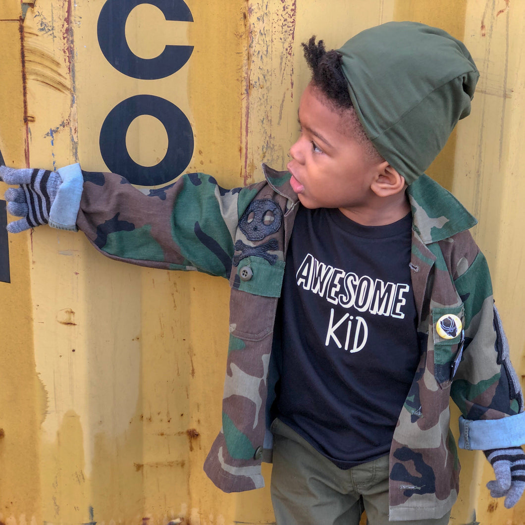 Awesome Kid Tees