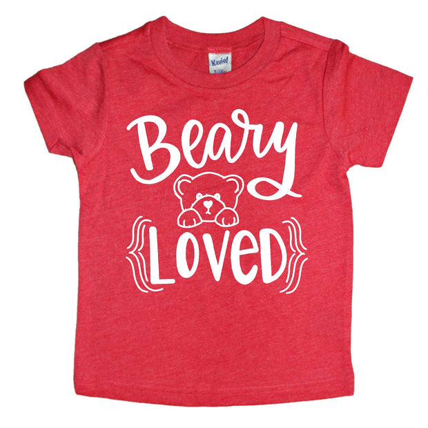 Beary Loved Tee