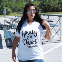 Chaos Motherhood Tee - Mattie and Mase