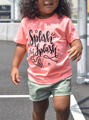 Splish Splash Mermaid Tee - Mattie and Mase